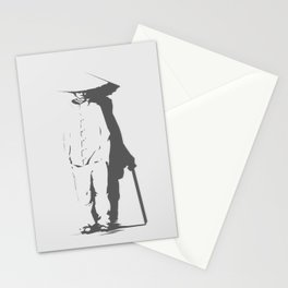 Warrior within Stationery Cards