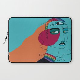 Fashion Angst Laptop Sleeve