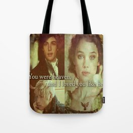 Will, Jem and Tessa Tote Bag