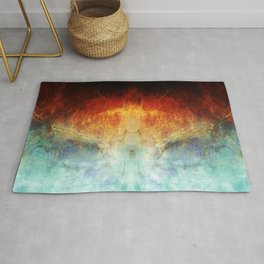An All Consuming Fire Rug