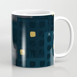 Starlight Night Coffee Mug