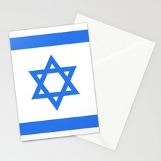 Israel Flag Stationery Cards