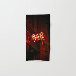 BAR (Color) Hand & Bath Towel