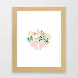 Bloomin' Framed Art Print