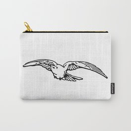 Dove Carry-All Pouch