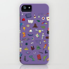 The magical world of Harry   iPhone Case