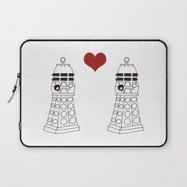 Daleks need love too Laptop Sleeve