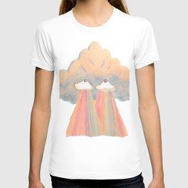 Cloud pink T-shirt