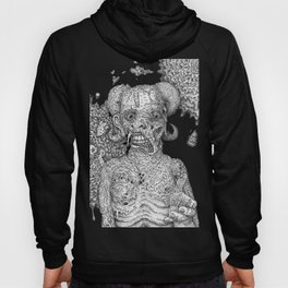 Greetings From Temptation Hoody