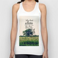 olivia joy Tank Tops featuring Olivia by KimberosePhotography