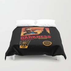 Tower of Darkness Duvet Cover