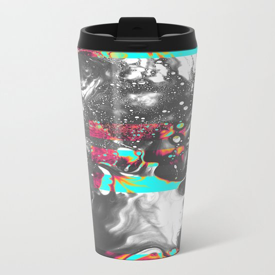 OBSTACLE 1 Metal Travel Mug