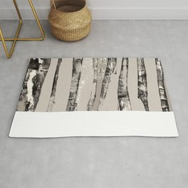 Shadow Branches Rug