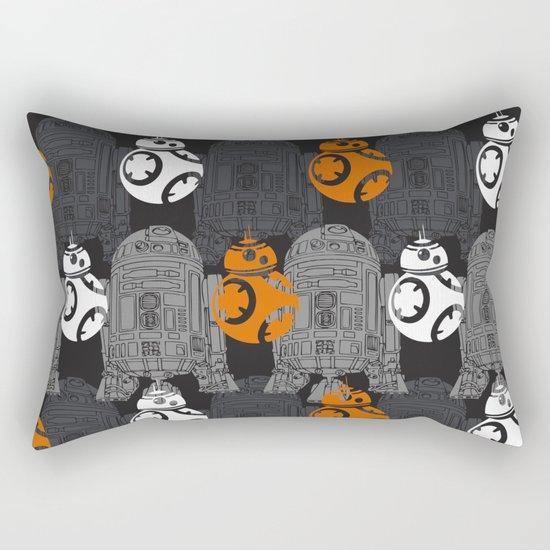 DROIDS Rectangular Pillow