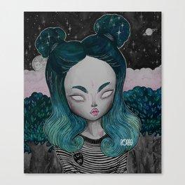 IGGY ★ STARDUST Canvas Print