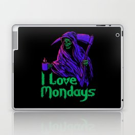 I Love Mondays Laptop & iPad Skin