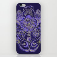 royal iPhone & iPod Skins featuring Royal by Sand Salt Moon