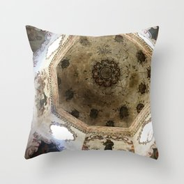 Dome Celing Throw Pillow