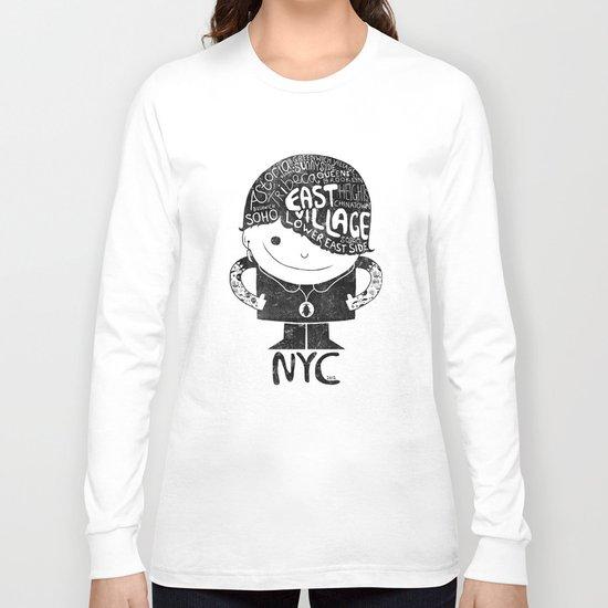 NYC Club Kid 2012 Long Sleeve T-shirt