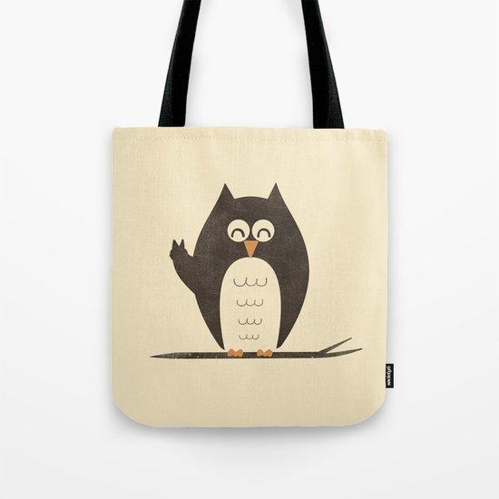 Peace Owlt Tote Bag