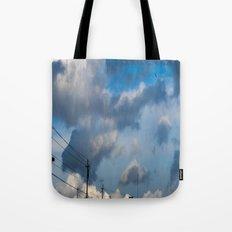 In Hopes of Flight Tote Bag