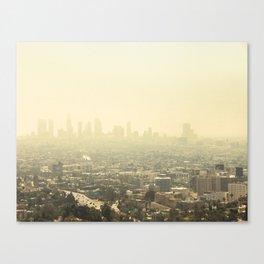 La La Land Canvas Print