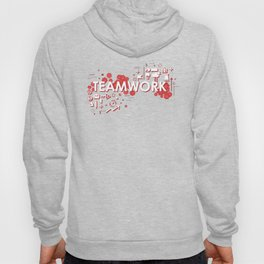 Teamwork Breeds The Dream Work Hoody