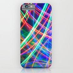 Colorful Spirals iPhone 6s Slim Case