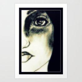 Bruiser Art Print