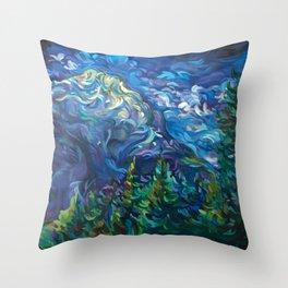 Pure Magic Throw Pillow