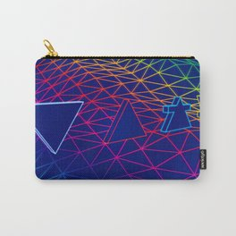 Neon Elements Carry-All Pouch