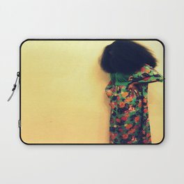 Afro : Vintage Style Laptop Sleeve