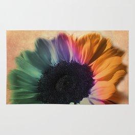 sunflower dream -01- Rug