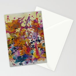 """""""Alive"""" Watercolor by Noora Elkoussy Stationery Cards"""
