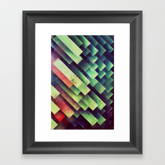 kypy Framed Art Print
