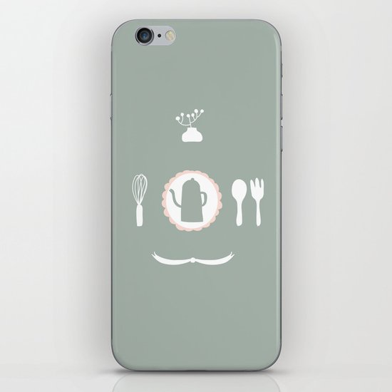 Kitchen Story iPhone & iPod Skin