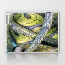 Jungle Abstract Laptop & iPad Skin