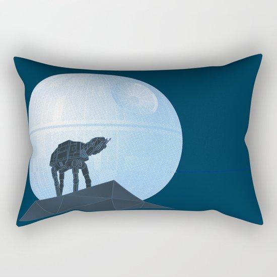 Howl at at the Moon Rectangular Pillow
