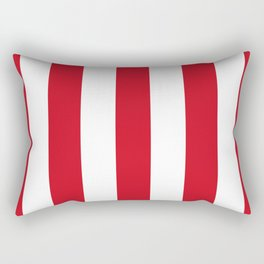Atletico Stripes Rectangular Pillow