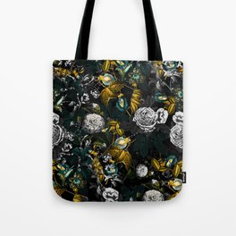 EXOTIC GARDEN - NIGHT Tote Bag