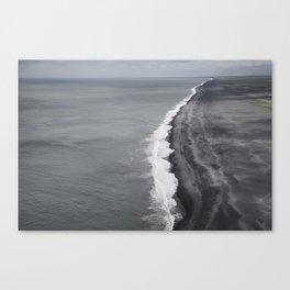 On Stranger Tides Canvas Print