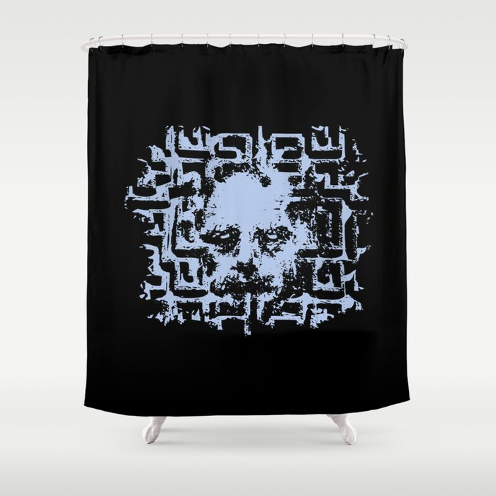You Have Always Been the Caretaker Here Shower Curtain