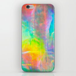 Prisms Play Of Light 1 iPhone Skin