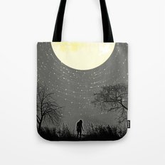 My Darkest Star Tote Bag