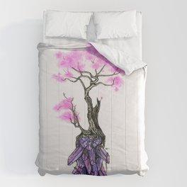 Cherry Crystals Comforters
