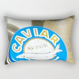 Champaign & Caviar Rectangular Pillow