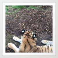 The Zoo Art Print