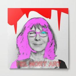 Woman N10 Metal Print