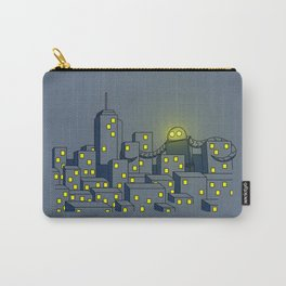 Giant Robot Carry-All Pouch