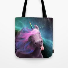 Sassy Unicorn Tote Bag